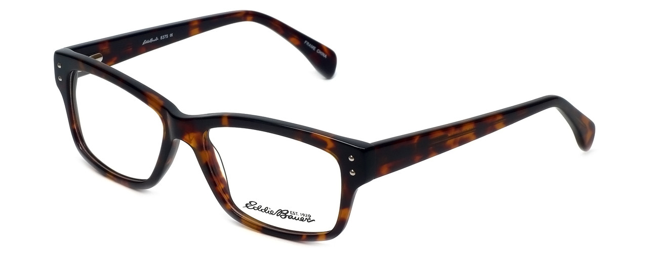 8732a1f5c5 Eddie-Bauer Designer Eyeglasses EB8375 in Tortoise 54mm    Rx Single ...