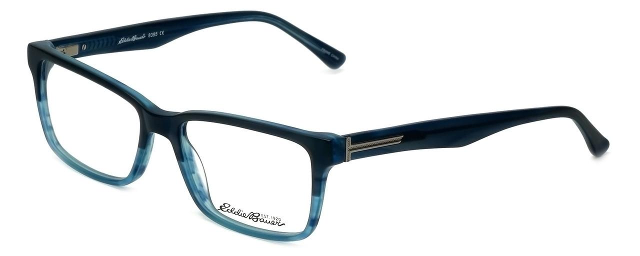 58d5616aa7 Eddie-Bauer Designer Eyeglasses EB8395 in Matte-Sapphire-Fade 55mm     Progressive - Speert International