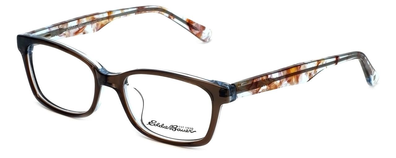 5424d13ed3 Eddie-Bauer Designer Eyeglasses EB8305 in Heather 50mm    Rx Bi ...