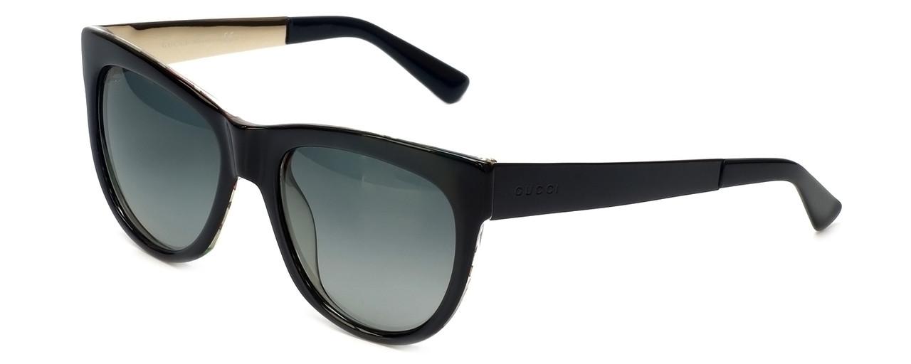 cde955d3348 Gucci Designer Sunglasses GG3739-2ENVK in Black 55mm - Speert ...