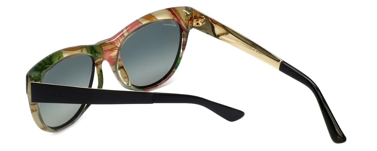 Gucci Designer Sunglasses GG3739-2ENVK in Black 55mm