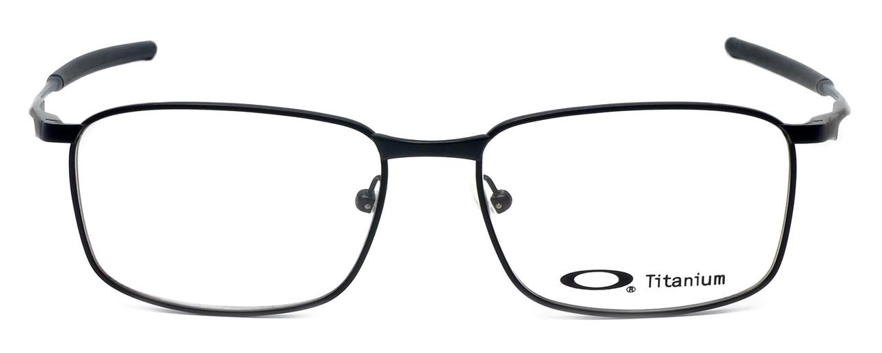 6897faf82d64 Oakley Designer Eyeglasses Wingfold OX5100-0152 in Satin Black 52mm :: Custom  Left &