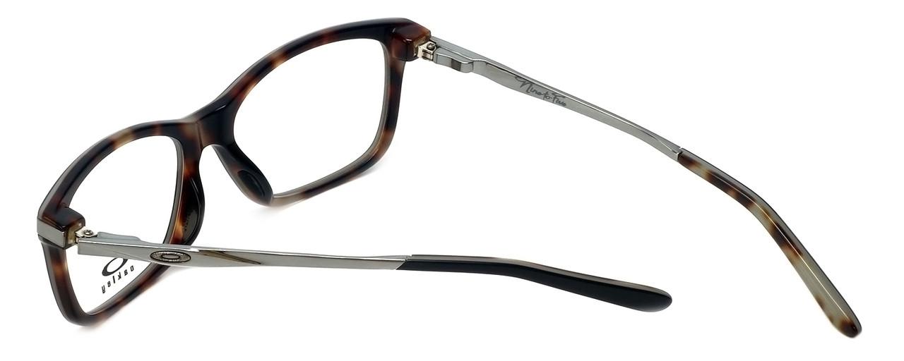 32440da65f4 Oakley Designer Eyeglasses Nine To Five OX1127-0152 in Black Tortoise 52mm     Rx