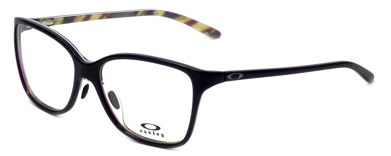 ca97e7501c62 Oakley Designer Reading Glasses Finesse OX1126-0454 in Blackberry 54mm -  Speert International