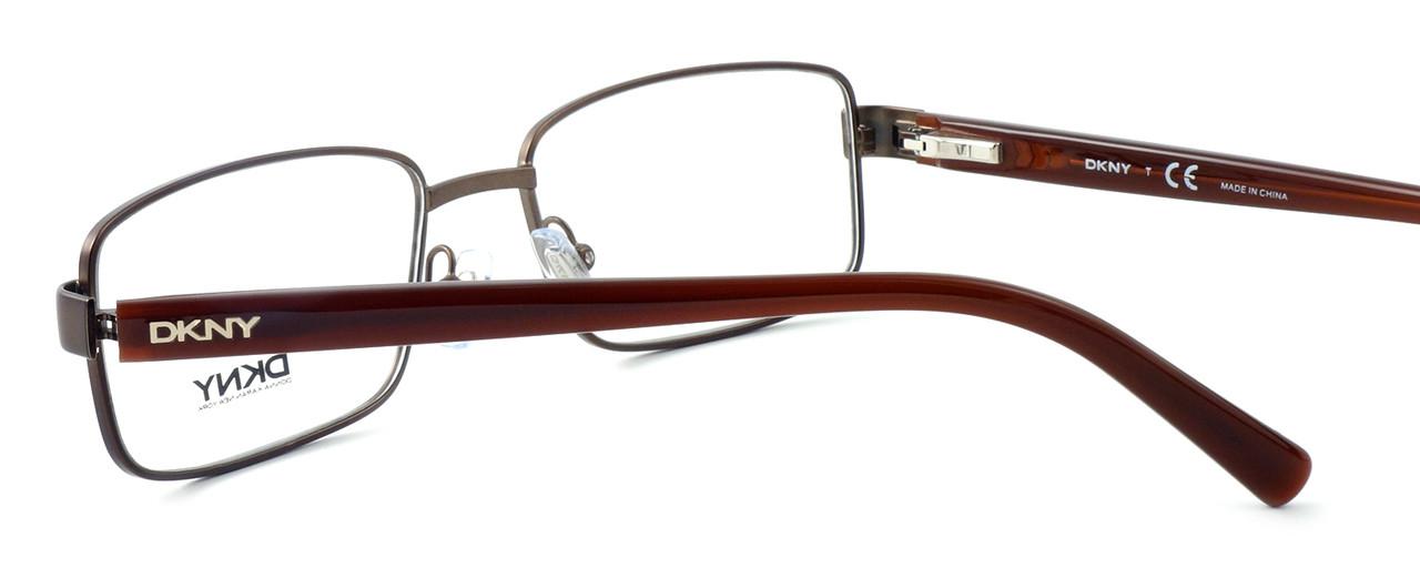 77d7dc2e5df6 DKNY Donna Karan New York Designer Optical Reading Glasses DY5638-1169 in  Matte Brown