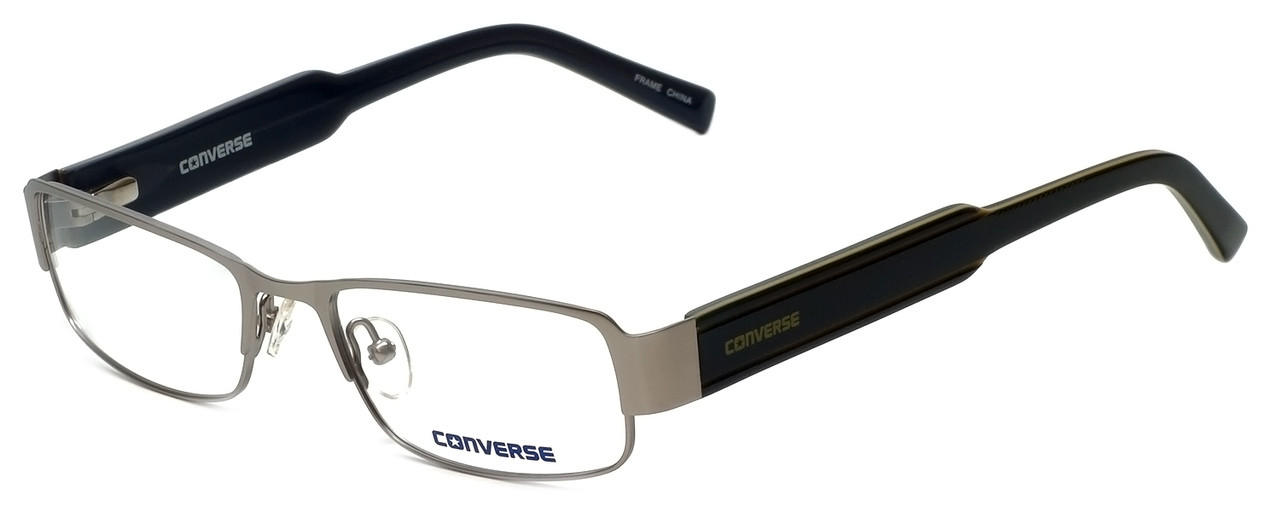 01a085667adc2 Converse Designer Eyeglasses Here to Here in Silver 50mm    Rx ...