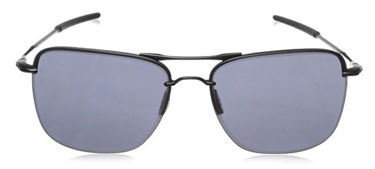 3ad5f48ef1 Oakley Designer Sunglasses Tail Hook OO4087-01 in Satin-Black   Grey Lens