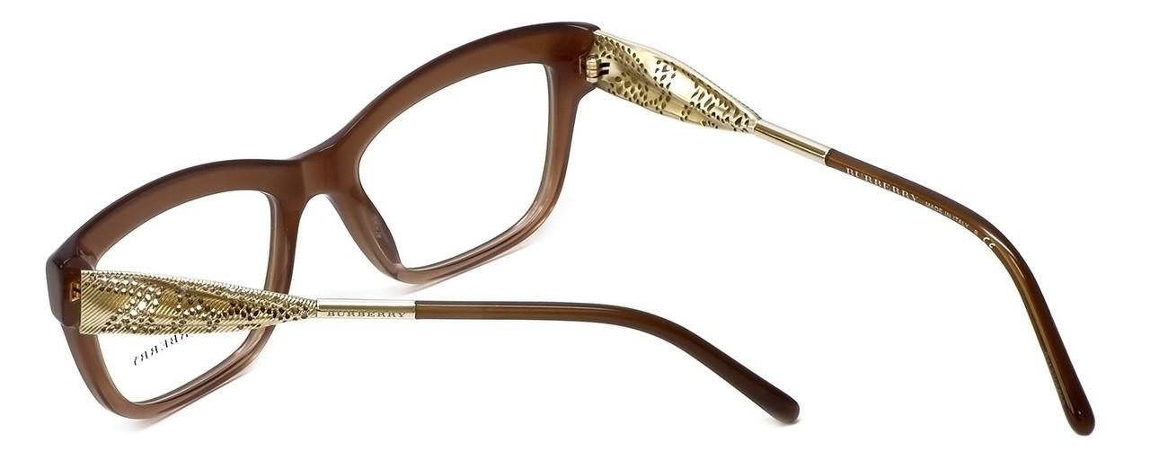 Burberry Designer Reading Glasses BE2211-3173 in Brown 51mm