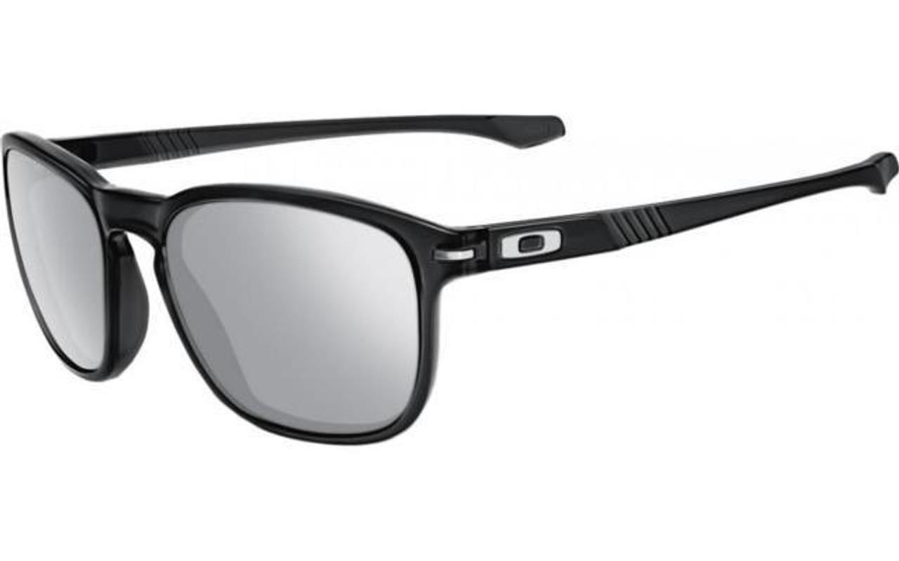 8ddb550740d Oakley Designer Sunglasses Enduro in Black   Chrome Iridium ...