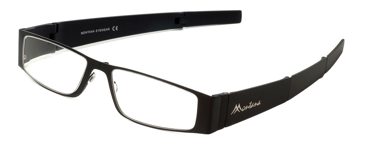 7510265a759 Montana Designer Metal Folding Reading Glasses w  Case - Speert ...