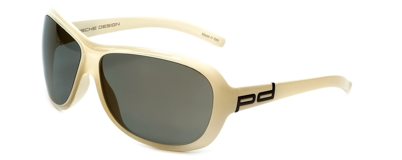 40d869325428 Porsche Designer Sunglasses P8520-C in Ivoy with Grey Lens - Speert ...