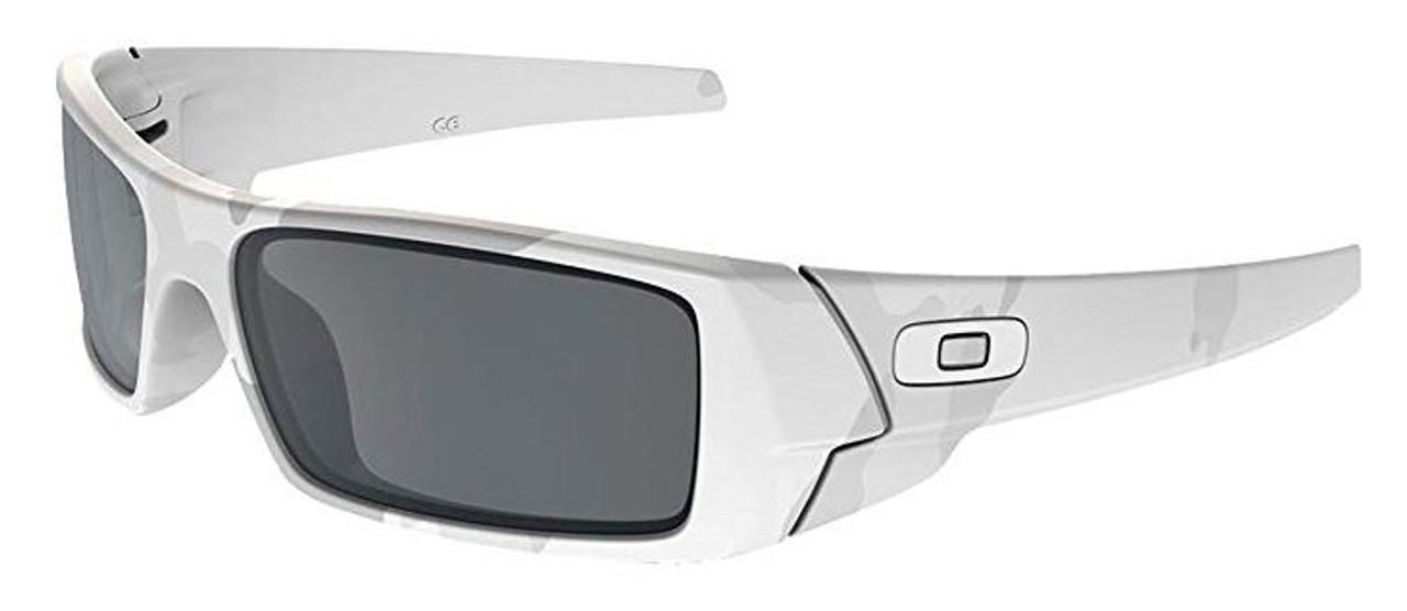 8719137601 Oakley Designer Sunglasses Gascan OO9014-14 in Multicam Alpine with Black  Iridium Lens