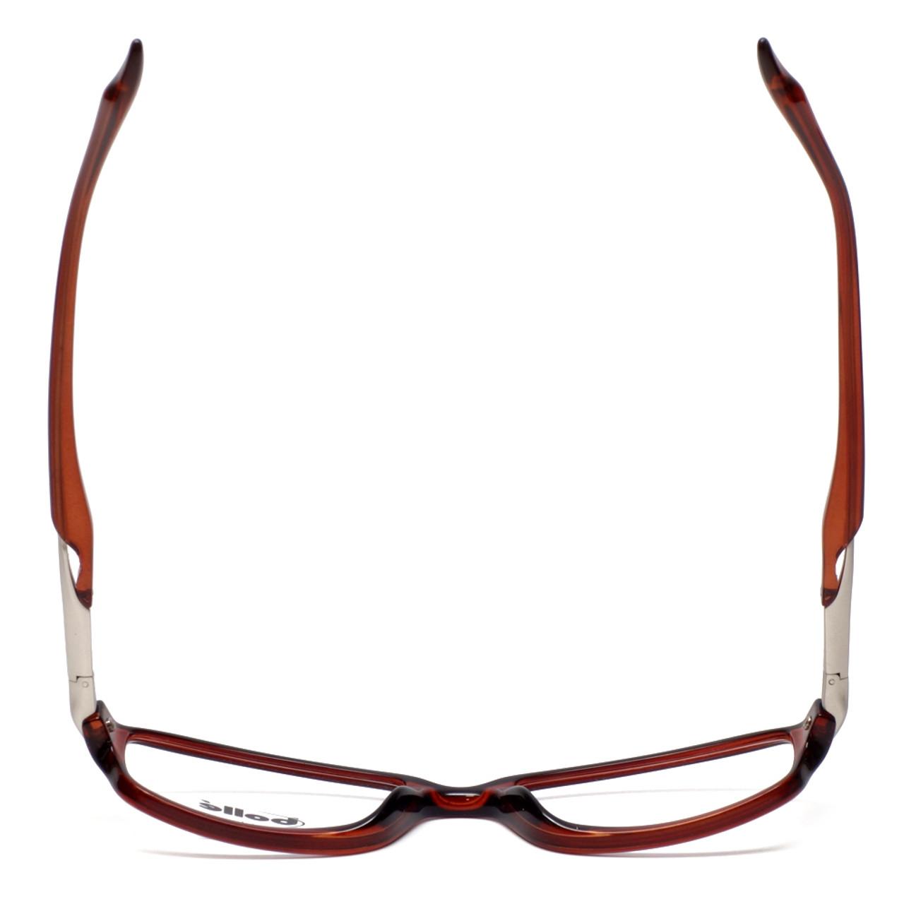 Boll/é Elysee Lightweight /& Comfortable Designer Reading Glasses 52mm in Satin Cognac 4.50