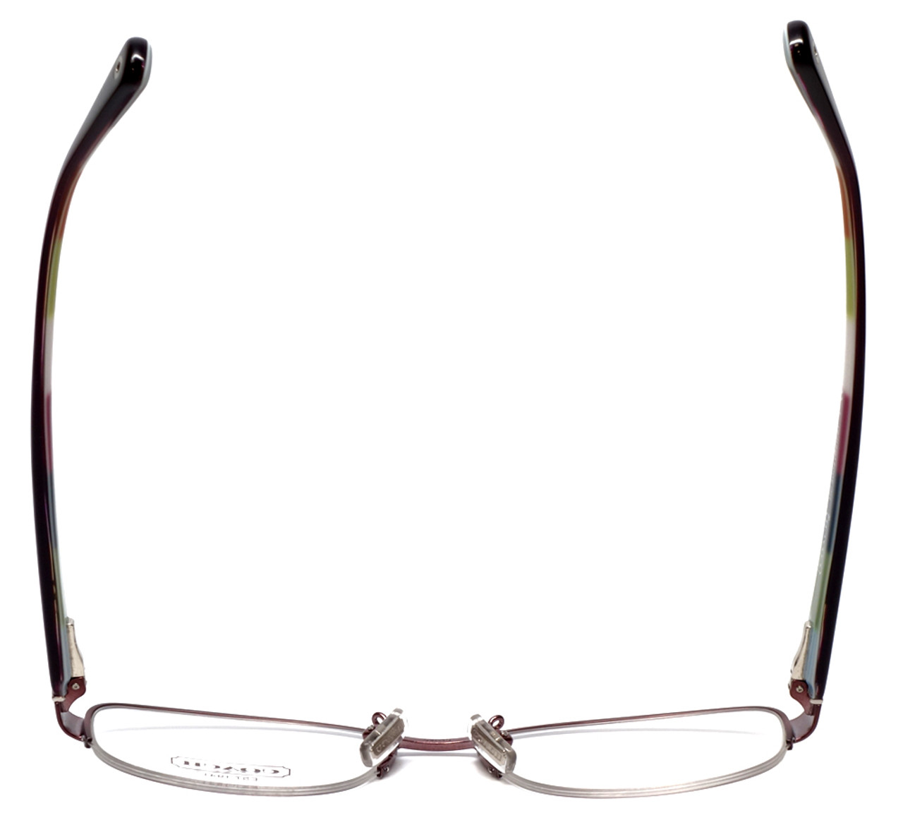 210cbeed1667 Coach Womens Designer Reading Glasses 'Bettie' HC5004 in Purple ...