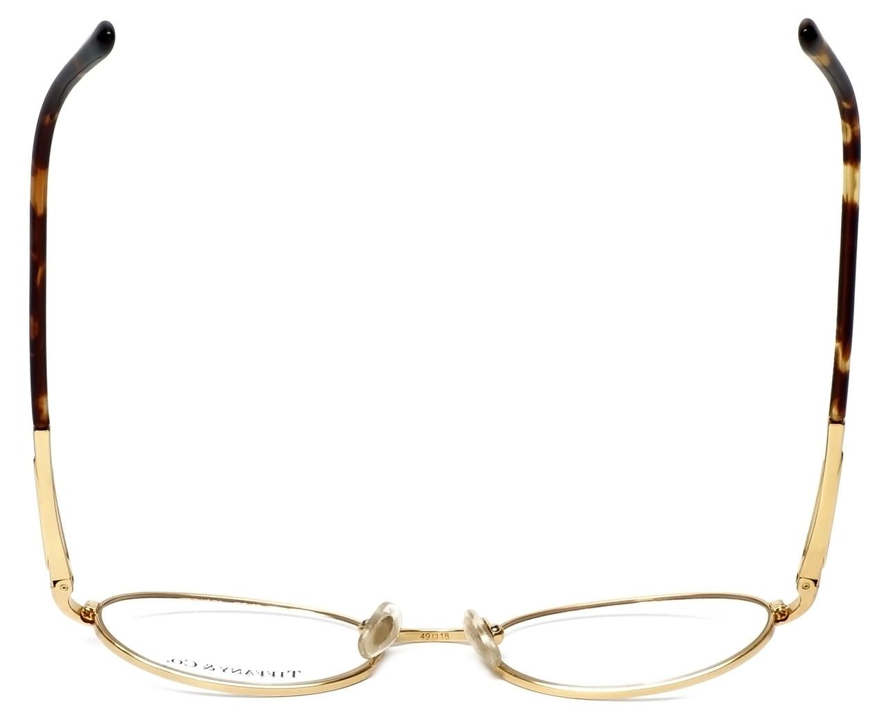 47b005dadc5 Tiffany Designer Reading Glasses TF1002-6002 in Gold 49mm - Speert ...