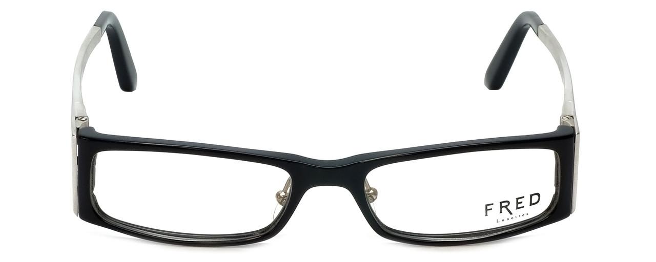 c388b21b737 Fred Lunettes Designer Reading Glasses St. Moritz C3-003 in Black 50mm
