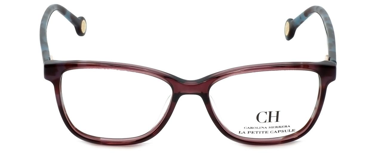 7f470a9cdf Carolina Herrera Designer Eyeglasses VHE719K-0W48 in Purple 50mm    Rx  Bi-Focal