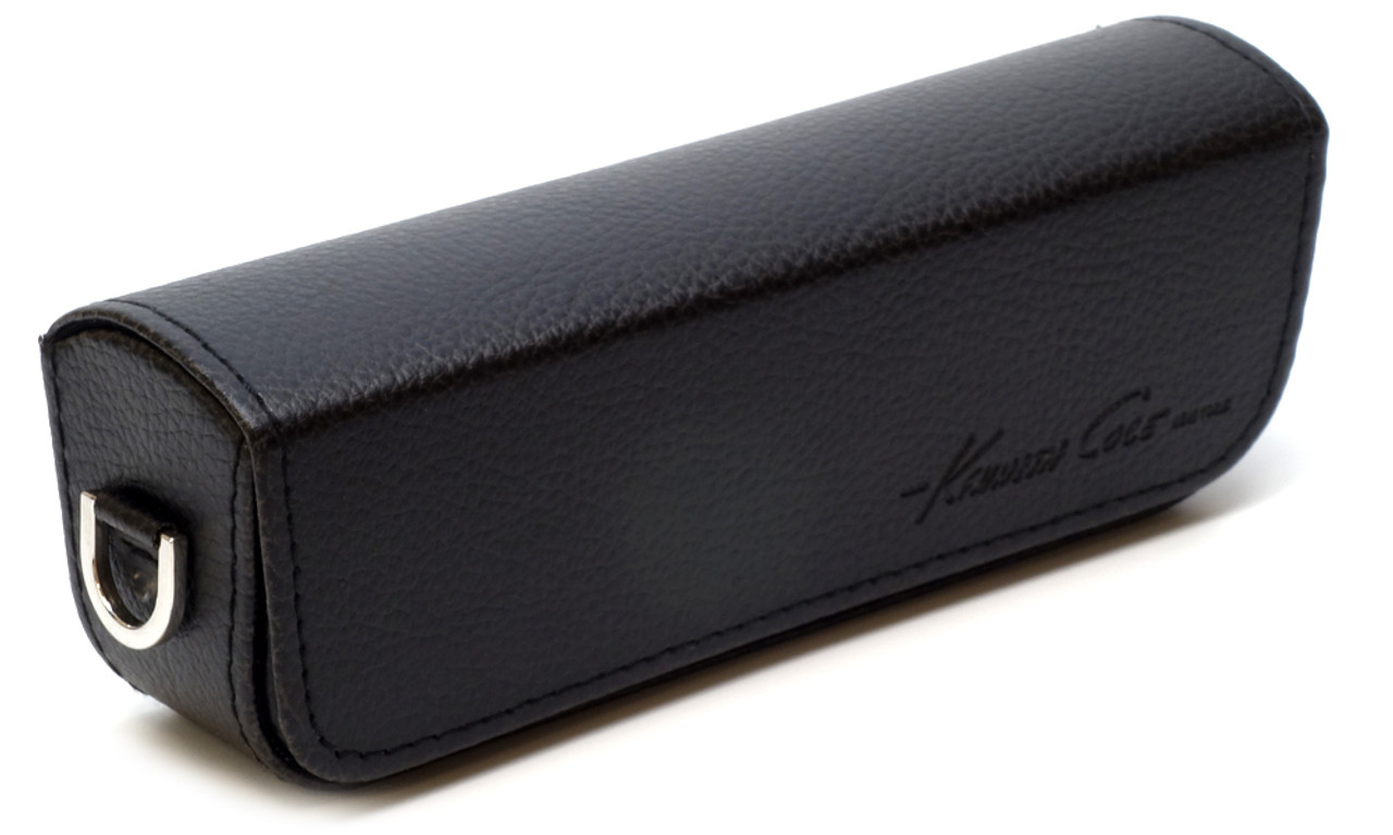 Included Kenneth Cole Hard Case