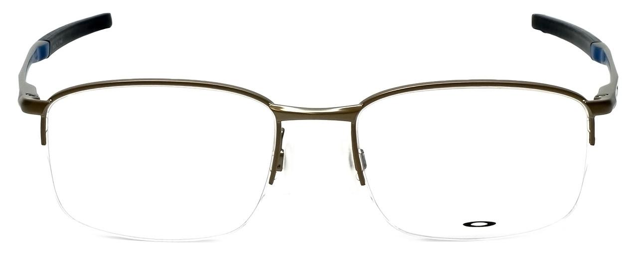 5a72a487de91 Oakley Designer Eyeglasses Taproom 0.5 OX3202-0352 in Light 52mm :: Rx  Single Vision