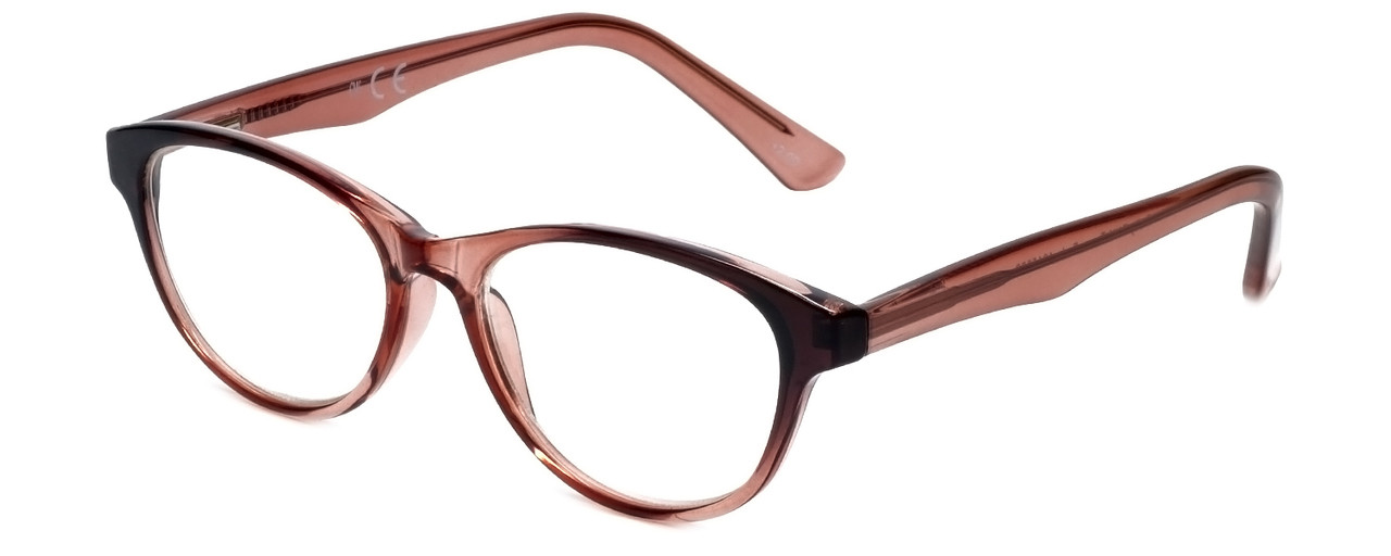 75772deb41 Corinne McCormack Designer Eyeglasses Polly in Pink 49mm    Rx Bi-Focal -  Speert International