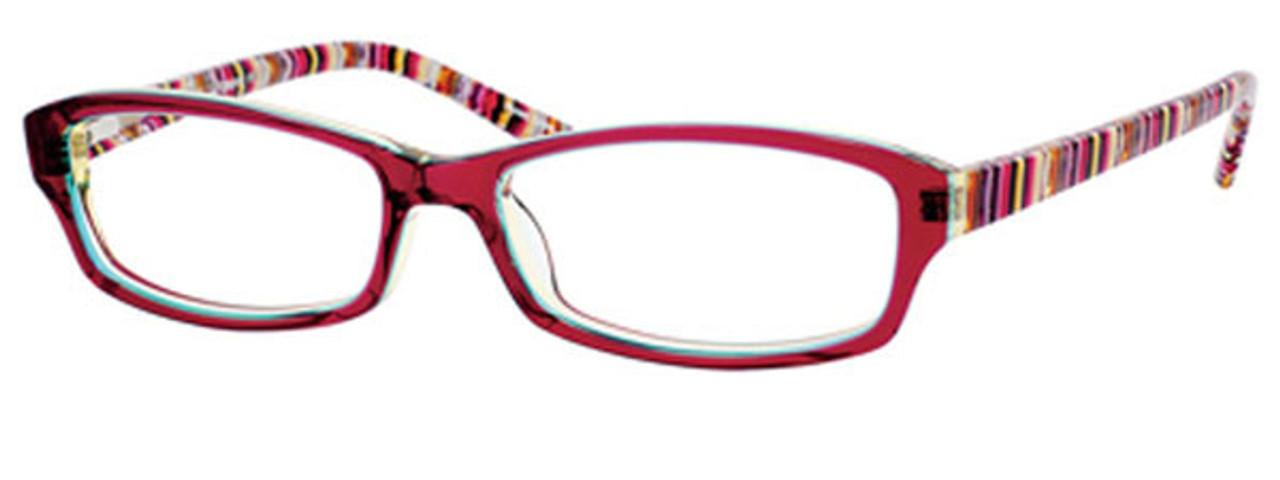 36dd0d94b9 Eddie Bauer Designer Eyeglasses EB8245 in Claret 54mm    Custom Left ...