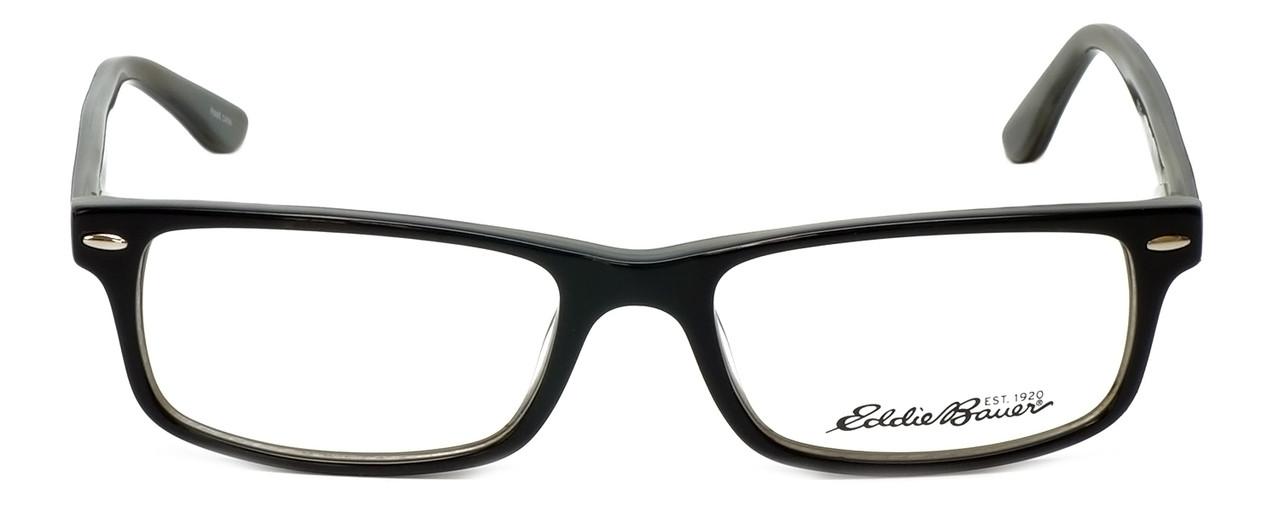 Eddie Bauer Designer Reading Glasses EB8368 in Black-Taupe 52mm ...
