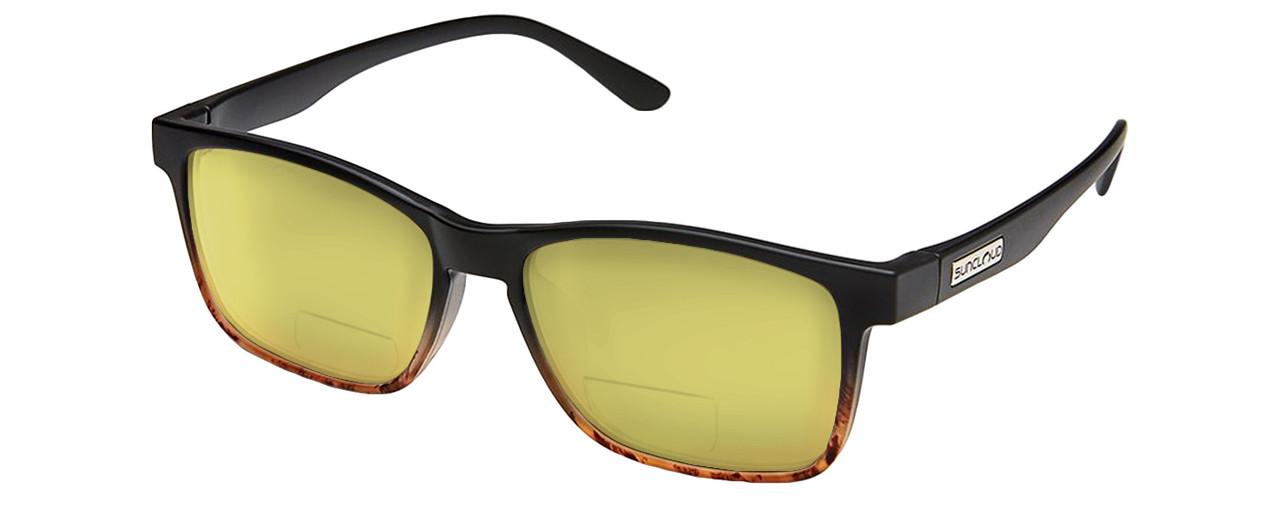 9b4c106c71 Suncloud Dexter Polarized Bi-Focal Reading Sunglasses - Speert ...