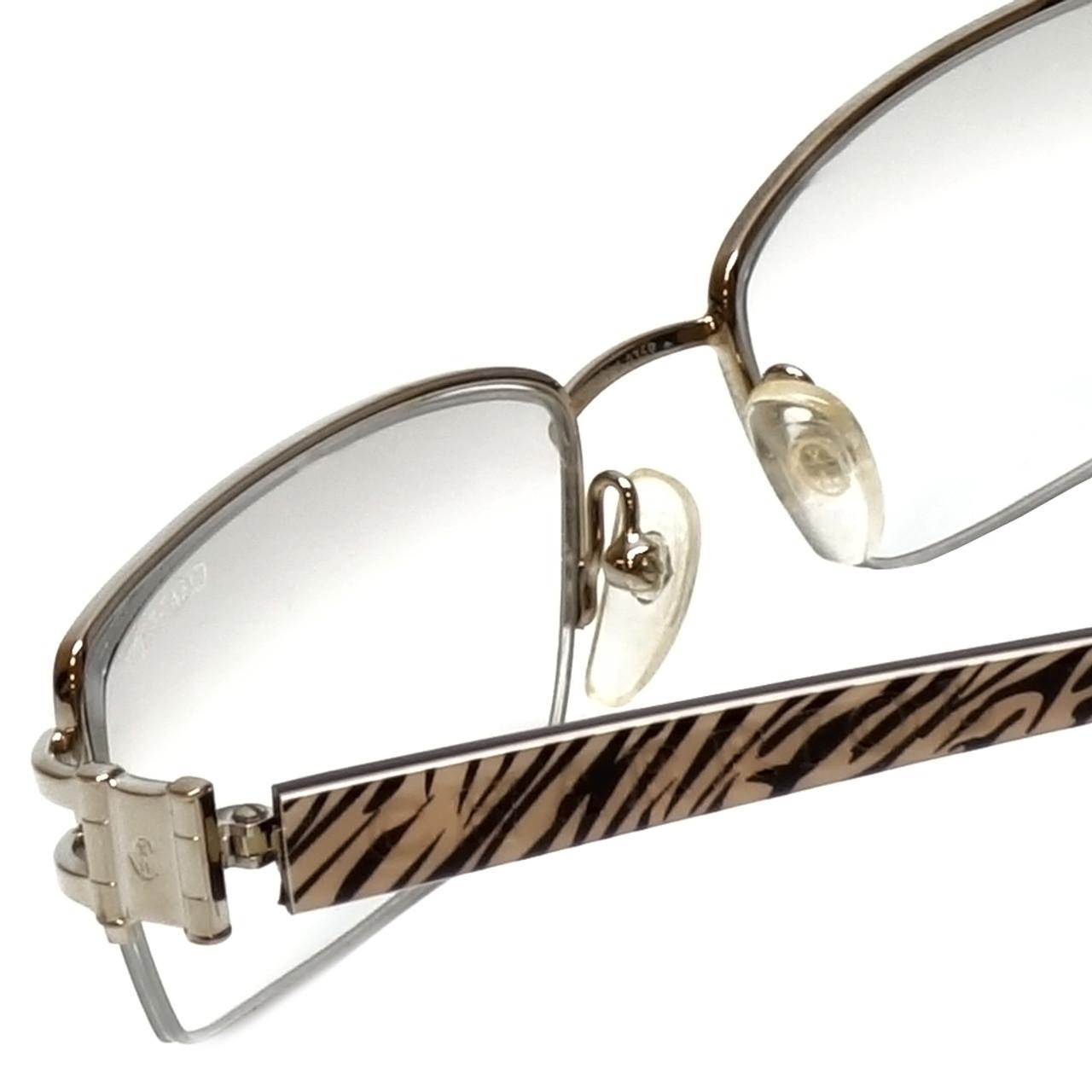Charriol Designer Eyeglasses PC7177-C2 in Silver Zebra 52mm :: Rx Single Vision