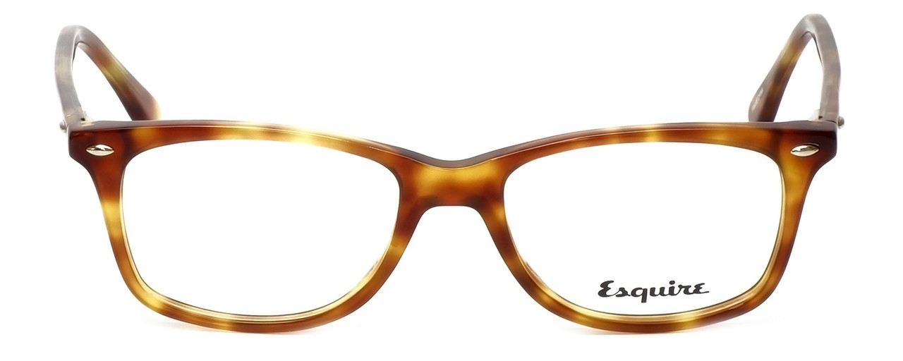 e4b6d01314 Esquire Designer Reading Glasses EQ1508 in Light-Tortoise 51mm ...