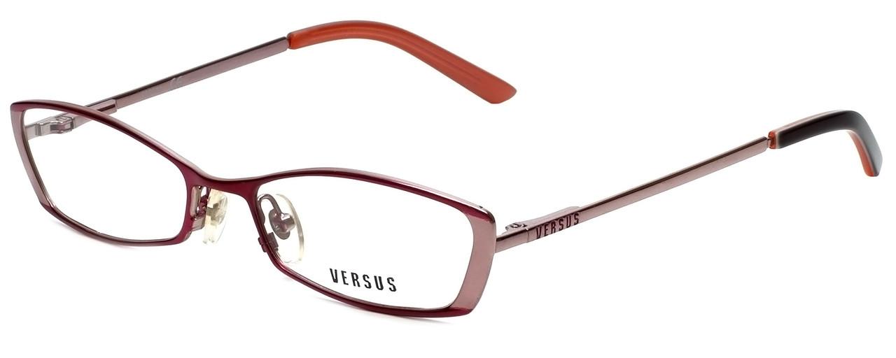 Versus by Versace Designer Reading Glasses 7048-1134 in PInk 52mm