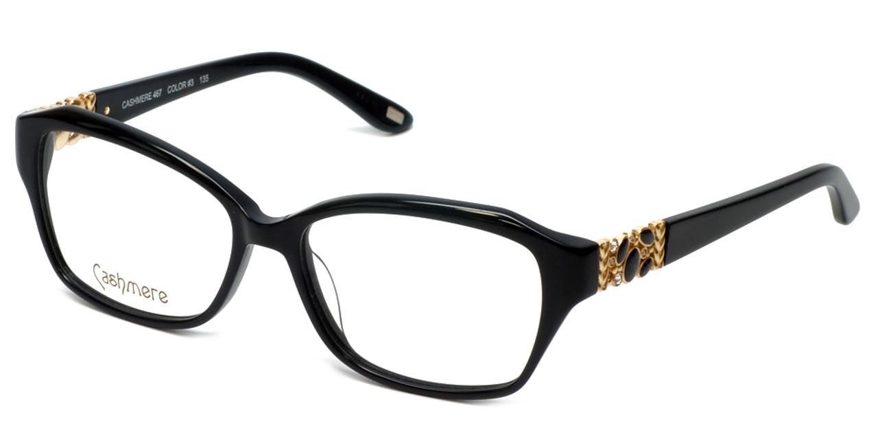 5b409e9a565 Silver Dollar Designer Reading Glasses Cashmere 467 in Caviar 53mm ...
