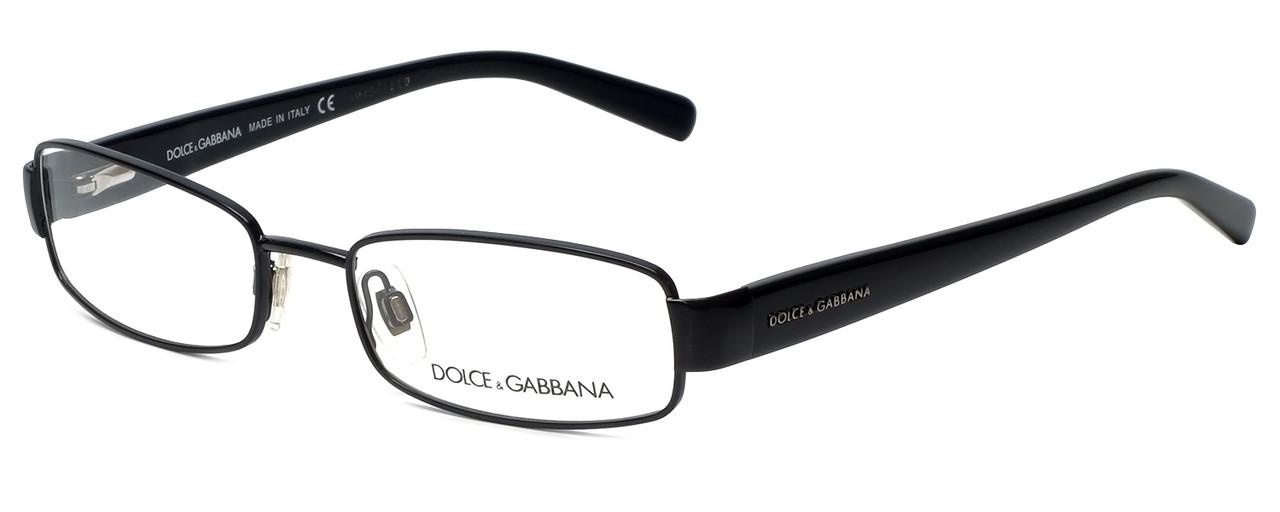 43cfa380d29 Dolce   Gabbana Designer Eyeglasses DG1144M-01-50 in Black 50mm     Progressive - Speert International