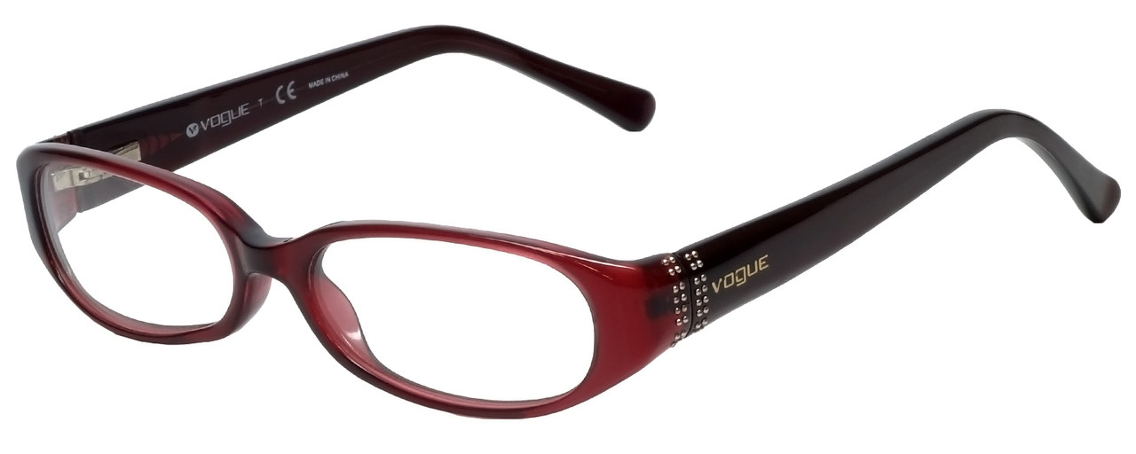 Vogue Designer Reading Glasses VO2555-1639 in Purple 49mm