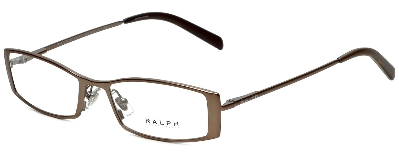 Ralph Lauren Designer Eyeglasses RA6036-452 in Bronze 49mm :: Progressive