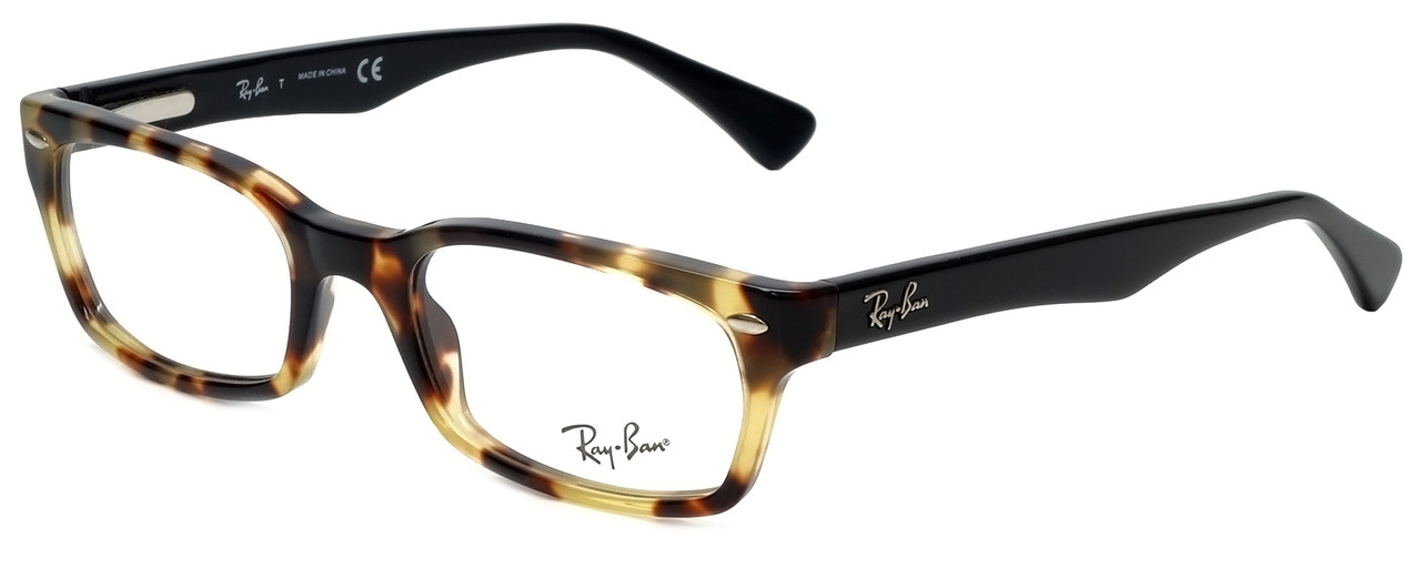aff765e2bc Ray-Ban Designer Eyeglasses RB5150-5608 in Tortoise Black 50mm    Rx  Bi-Focal - Speert International