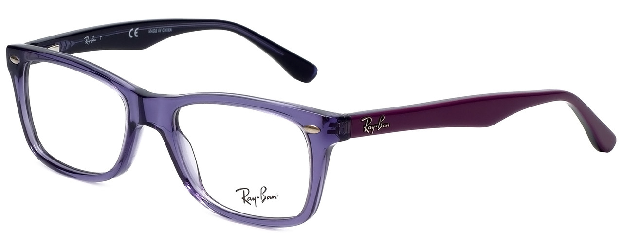 03d8bd0485e7 Ray-Ban Designer Eyeglasses RB5228-5230 in Violet 50mm    Rx Bi-Focal -  Speert International