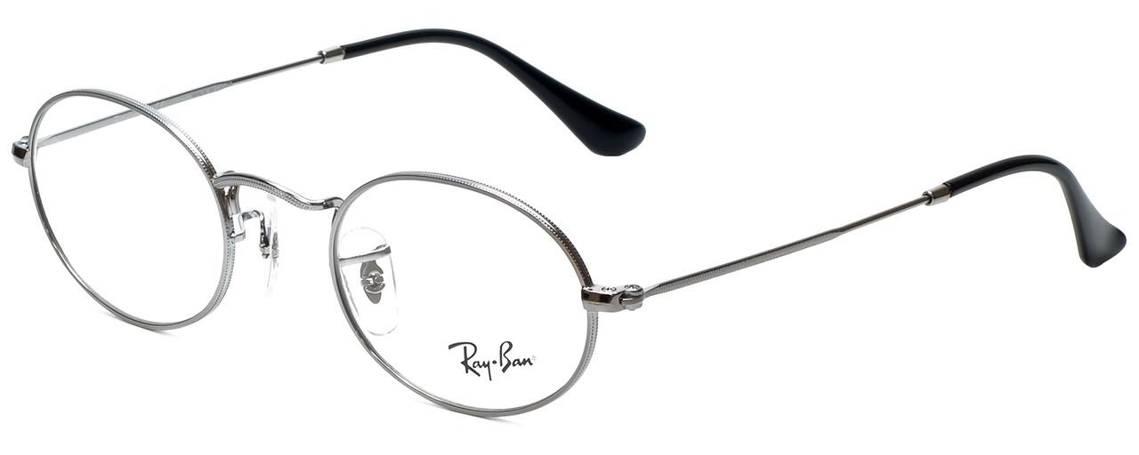 f41f74587a57d Ray-Ban Designer Eyeglasses RB3547V-2502 in Gunmetal 48mm    Progressive