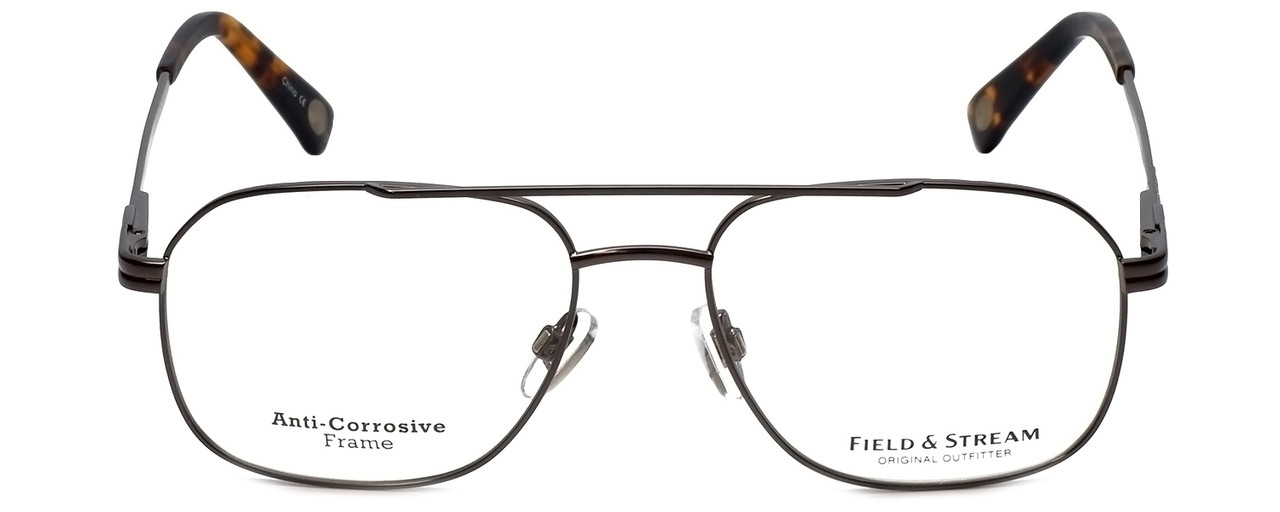 7672ae2c31 Field   Stream Designer Eyeglasses FS-011 in Gunmetal 57mm    Rx Bi ...