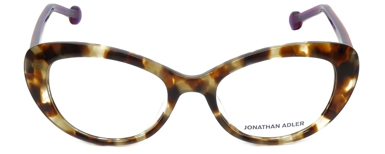 Eyeglasses Jonathan Adler JA 108 Light Tortoise