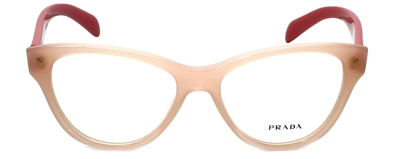 52253f1da35e Prada Designer Eyeglasses VPR23S-UEW101-54 in Light Pink 54mm    Rx ...
