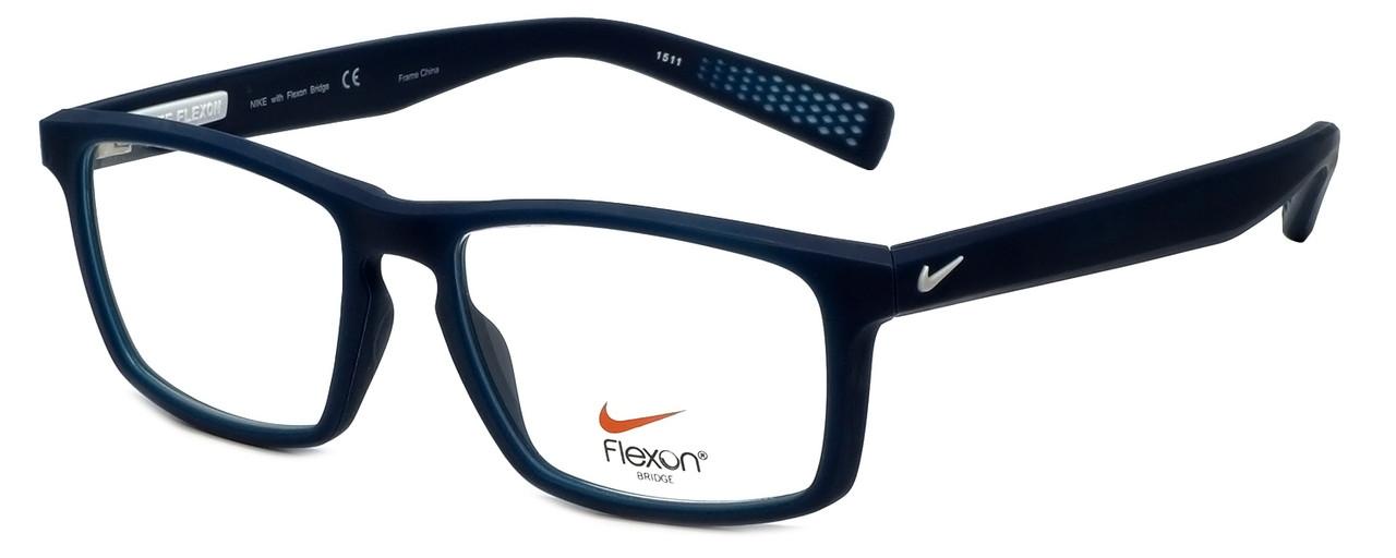 ece970ebaa79a Nike Designer Eyeglasses 4258-034 in Obsidian 53mm :: Progressive ...