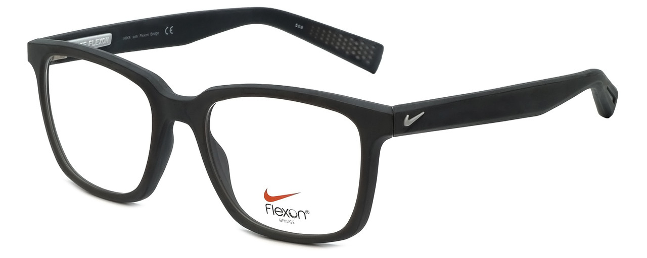 763396475661 Nike Designer Eyeglasses 4266-075 in Anthracite 53mm :: Progressive ...