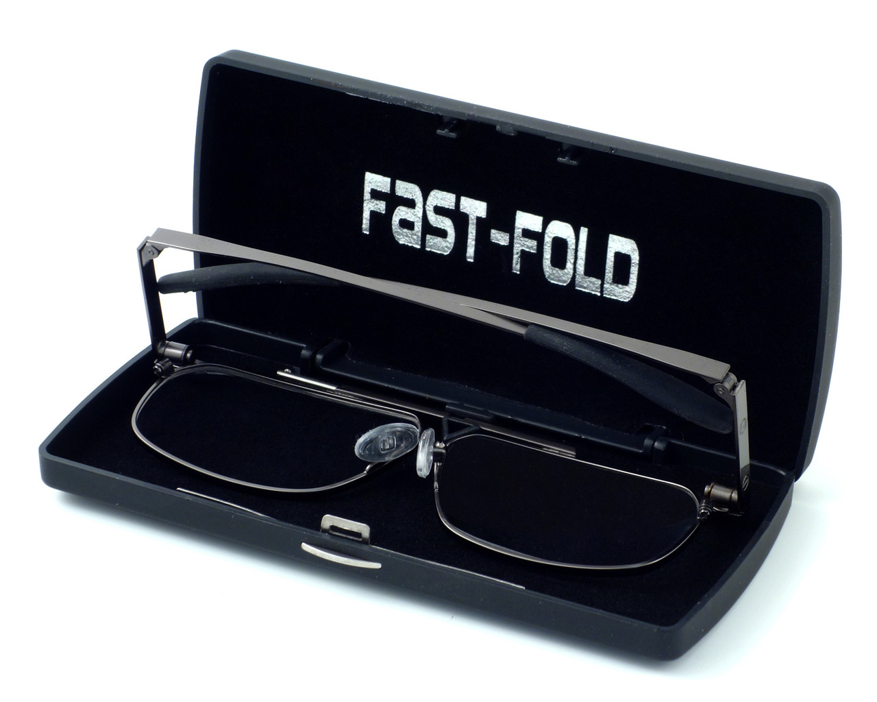 Pewter Folded inside Included Case