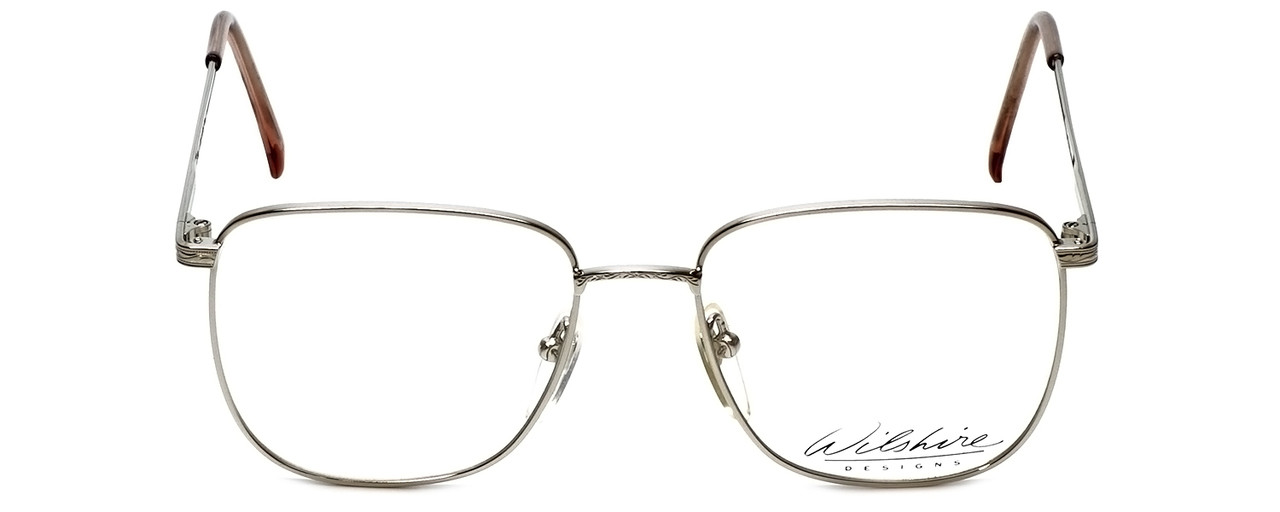70c9f879115 Wilshire Designer Eyeglasses Mod-1221 in Silver 50mm    Progressive ...
