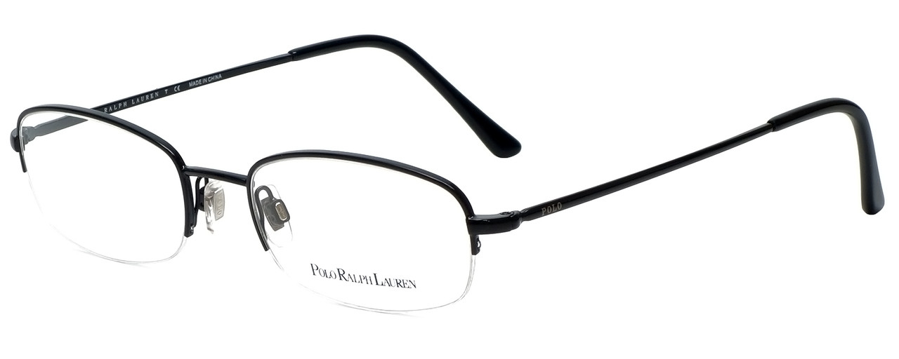 077e03de71662 Ralph Lauren Polo Designer Eyeglasses PH1142-9003 in Black 51mm    Rx  Single Vision