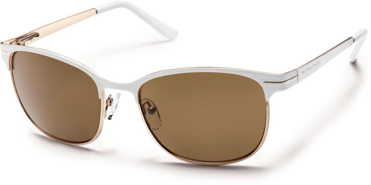 55744079358 Suncloud Causeway Polarized Metal Sunglasses - Speert International