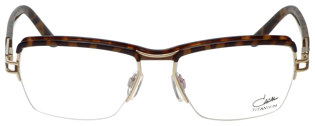 ae7613b444e Cazal Designer Eyeglasses Cazal-4236-002 in Brown Leopard 54mm    Rx ...