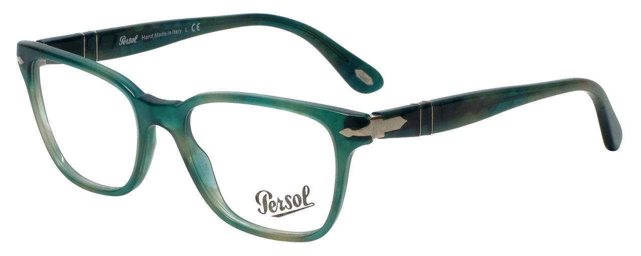 f877a585851c Persol Designer Reading Glasses PO3003V-1017 in Green 52mm - Speert ...