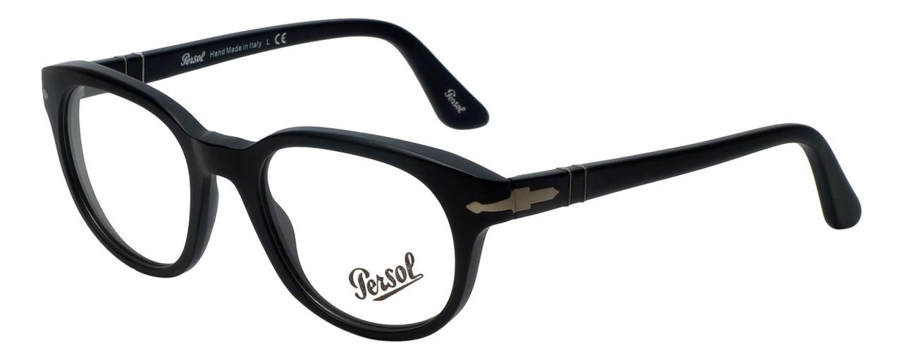 9af92abf5c411 Persol Designer Reading Glasses PO3052V-9000 in Black 50mm - Speert  International