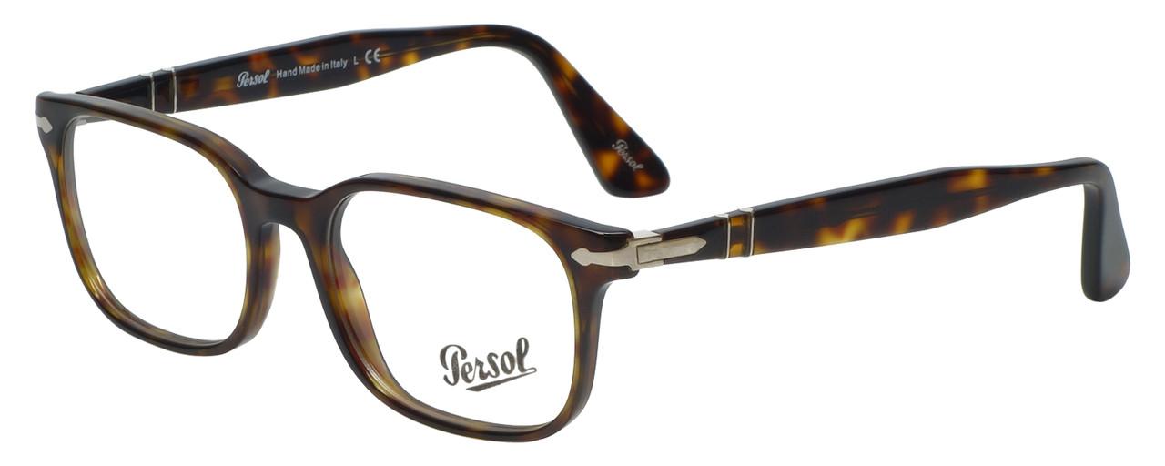 fb886b7e49de5 Persol Designer Eyeglasses PO3118V-24 in Tortoise 53mm    Rx Bi ...